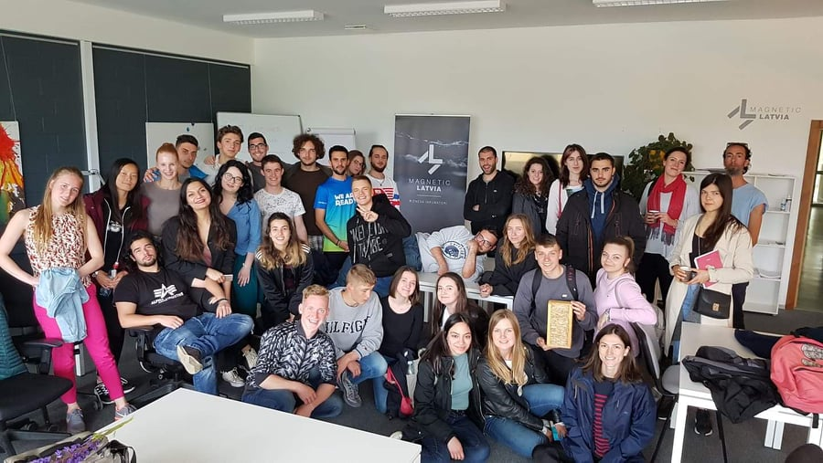 ''It's about Us!'' - Youth Exchange